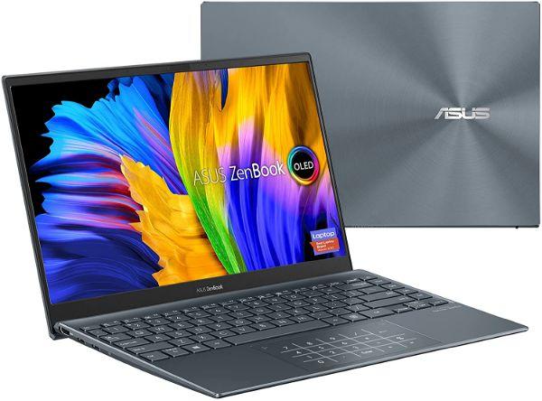 Asus Zenbook - Most lightweight blogging laptop
